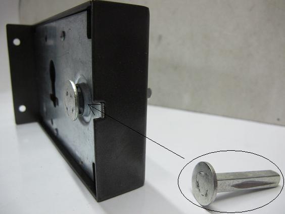 CARRE BORGNE A BOUCHON 6 ET 7mm