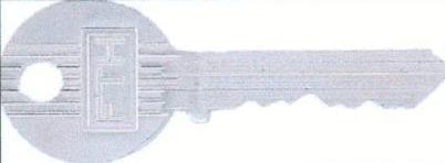 CLE FTH 6 GOUPILLES (6 C+1 L)